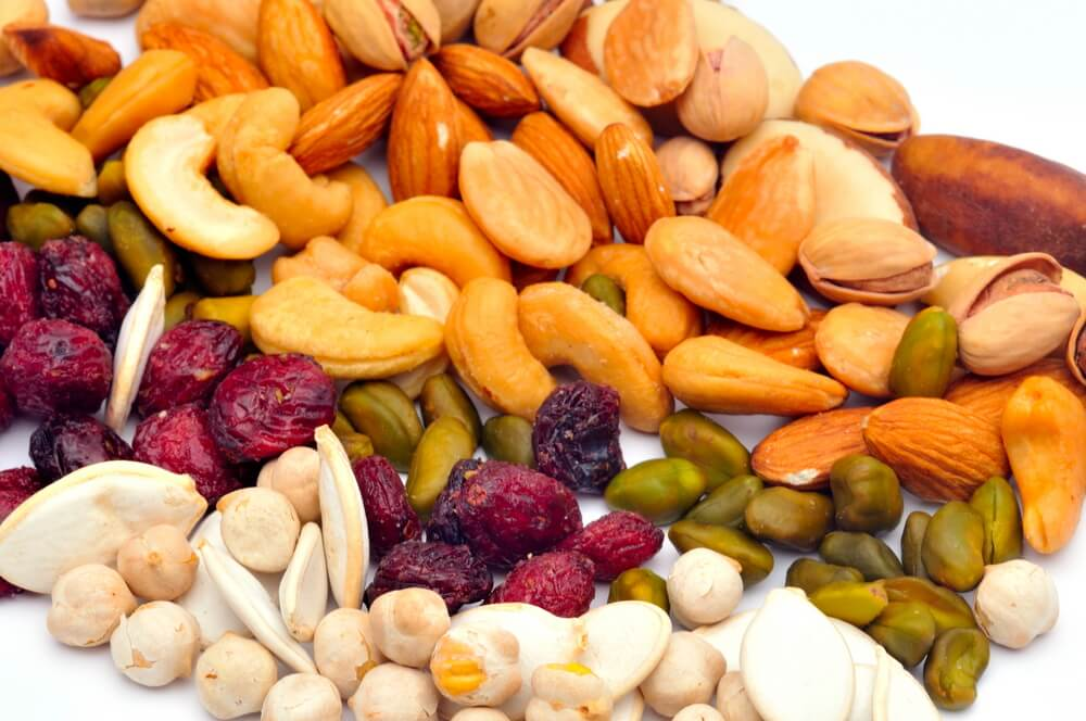 Nuts+and+Fruit